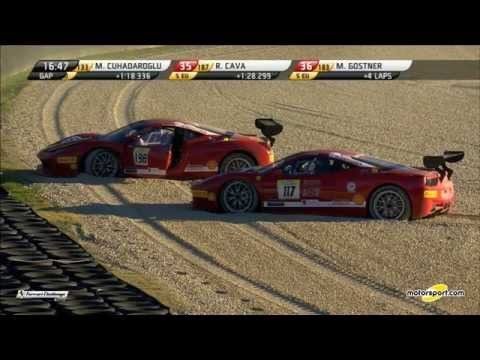 Ferrari Challenge EU Coppa Shell / North America - Race #2