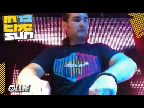 DJ Ollie - Live At Innovation In The Sun 2013 (Full Video Set)