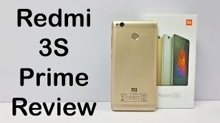 Xiaomi Redmi 3S Prime Review | Unboxing & Full Hands on | Nothing Wired