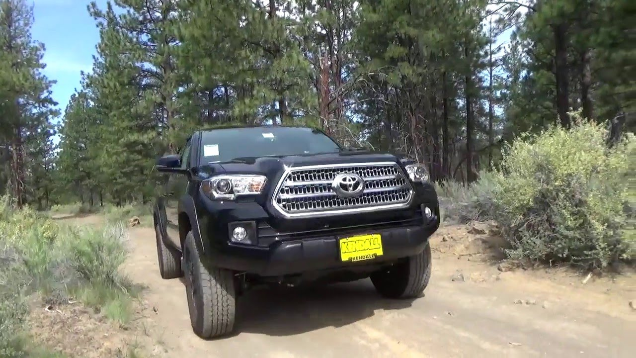 2016 Tacoma Trd Off Road Long Bed First Look