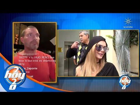 Julián Gil afirma que fue amenazado por pelear la patria potestad de su hijo Matías | Hoy
