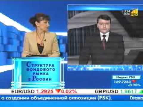 Структура фондового рынка в России. Трейдинг для начинающих.