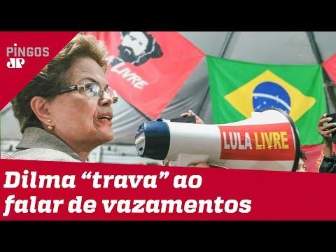 Dilma entra em