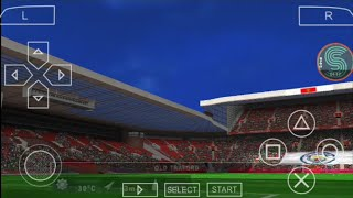 Install Pes 2019 Iso PPSSPP + Save Data + Textures For