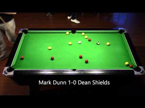 Mark Dunn v Dean Shields