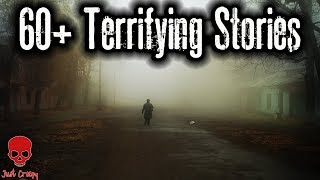 60+ Terrifying Scary Stories That Will Keep You Up At Night (Compilation) -6 Hours of Scary Stories
