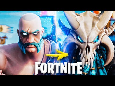 Desbloqueando la skin legendaria al m ximo temporada for Fortnite temporada 5 sala