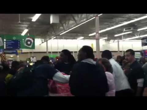 Black Friday Columbia Wal-Mart