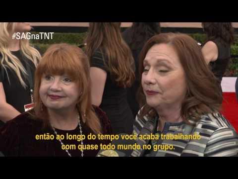 SAGnaTNT  Entrevista com Annie Golden e Dales Soules