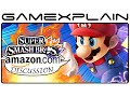 Thumbnail for Smash Bros Wii U Amazon Leak: Board Game, Stage Creator, & Master Hand Challenges - Discussion