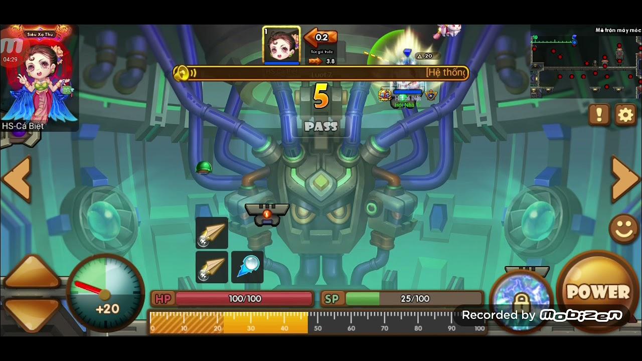 Download Hướng dẫn đi ải mê trận máy móc ải 5 - Gungun mobile