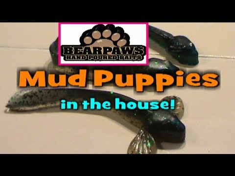 Mud Puppies In The House!