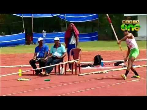 Kerala school sports meet: Pole vault
