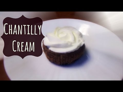 how-to-make-chantilly-cream