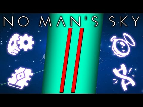 FIGURING OUT TRADE ROUTES & FIGHTER BLUEPRINTS in No Man's Sky