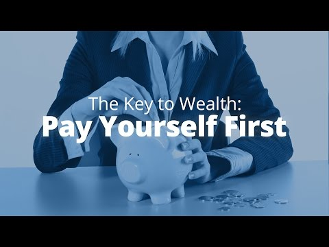 The Key to Wealth: Pay Yourself First | Jack Canfield