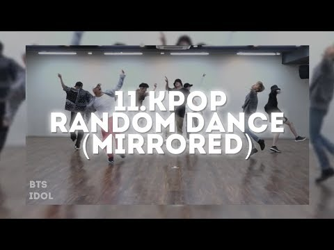 #11.KPOP RANDOM DANCE (MiRRORED ViDEO)
