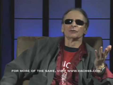 Andrew Vachss talks about the Burke characters in movies and comics