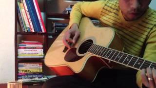 Khu Nhà Cũ Guitar Chord - Nam VP 16022014
