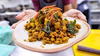 Vegan Thai Food at Bo.lan Restaurant + Courageous Kitchen! | Backyard Food Garden in Bangkok!