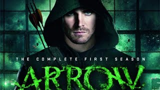 Arrow  the complete first season  dvd