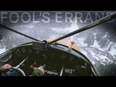 Fool's Errand - An Alaska Flying Film