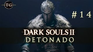 DETONADO - Dark Souls 2 - Harvest Valley e Boss Covetous Demon