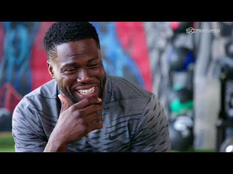 Kevin Hart looks back to his 96' high school basketball playing days