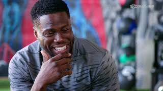 Kevin Hart looks back to his 96