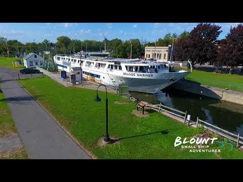 Small Ship Cruising U.S. Rivers & Canals