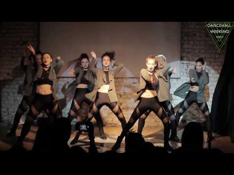 DANCEHALL WEEKEND GREECE 2017 Official Trailer | DANCEHALL MASTER  GREECE Competition 2017
