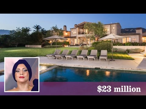 Lady Gaga's New Malibu House Tour Inside and Out
