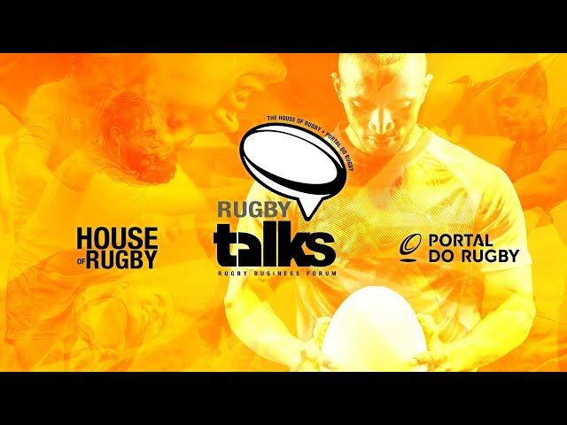 Rugby Talks - CONEXÃO BRASIL