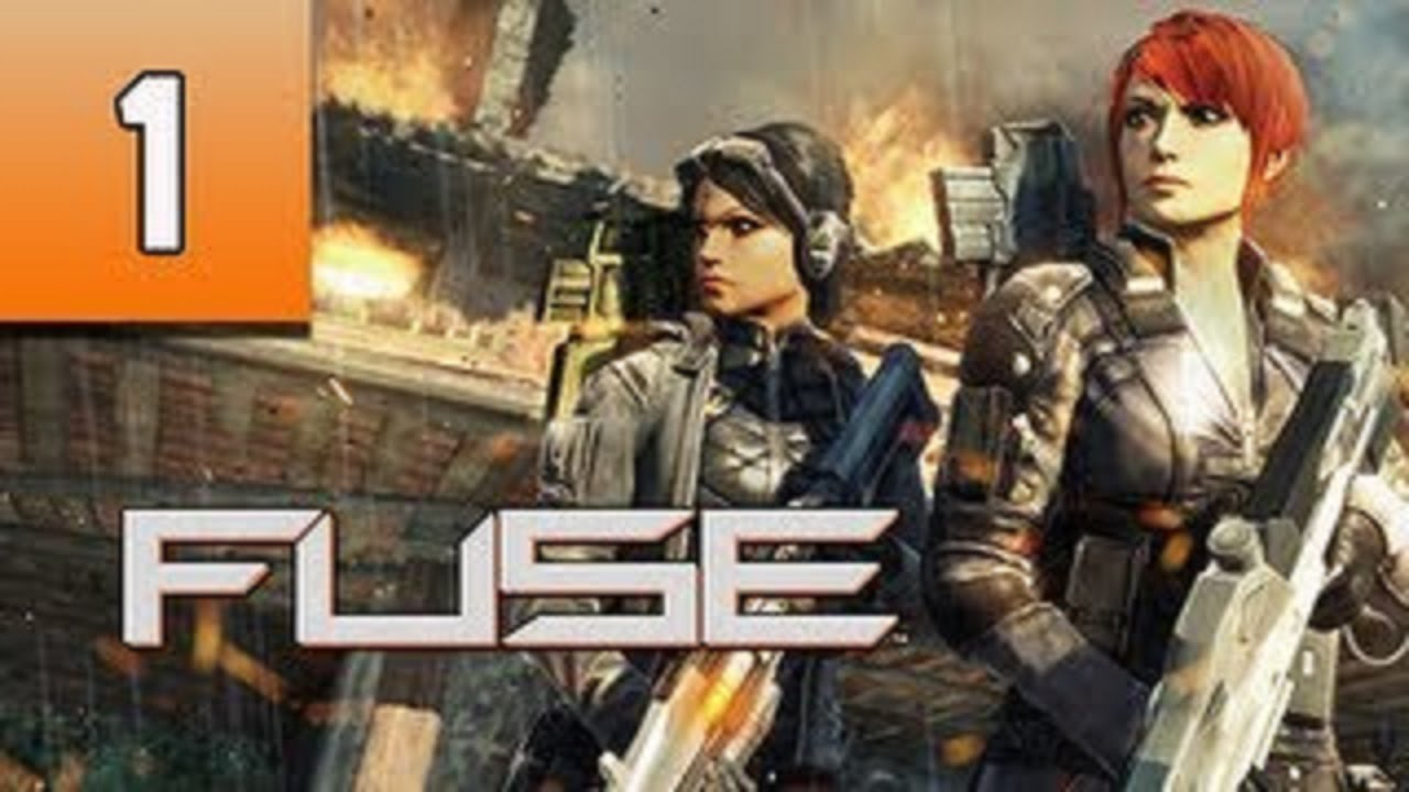 hight resolution of fuse hd co op playthrough part 1 xbox 360