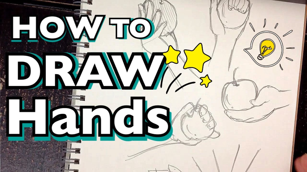 how to get better at drawing anime hands