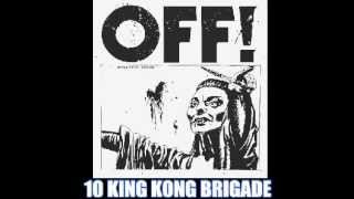 Off!   Off! (self Titled) 2012 (full Album)