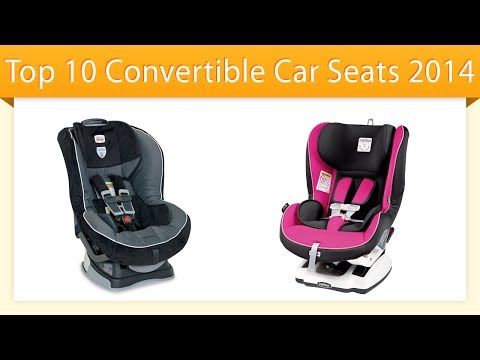 Top 10 Car Seats 2014 | Compare