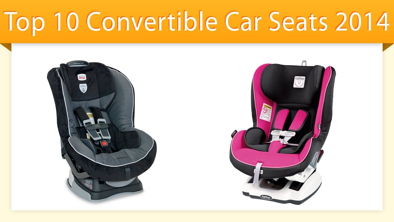 Top 10 Car Seats 2014 | Compare - YouTube