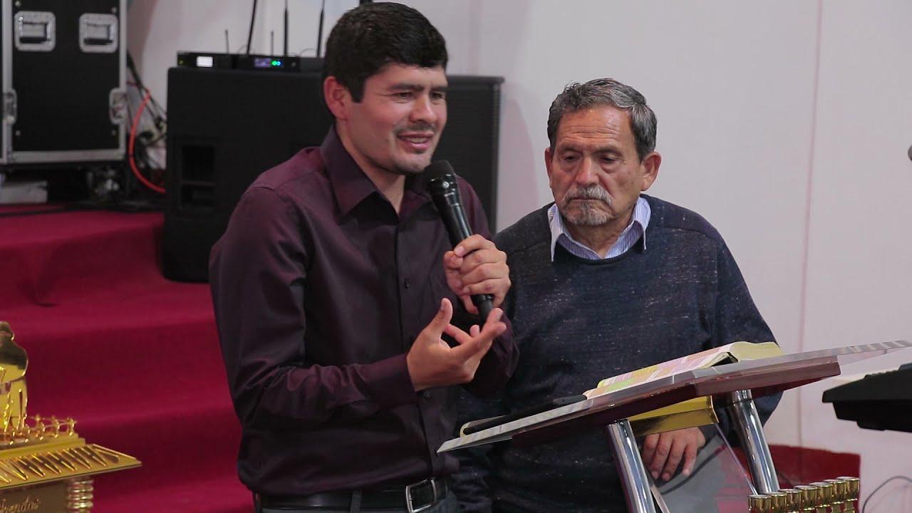 LOS CINCO MINISTERIO EN ACCIÓN - PASTOR CORNELIO BENDEZÚ | Ministerio El Buen Pastor