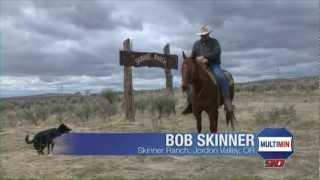Skinner Ranch, Bob Skinner, Jordan Valley, Oregon explains how he uses Multimin 90