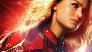 CAPTAIN MARVEL Clips + Trailers (2019) Marvel