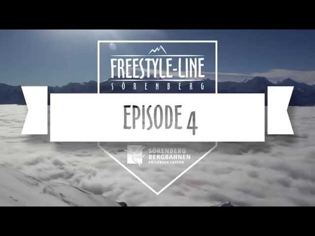 Freestyle Line Sörenberg, Episode 4, Season 14/15