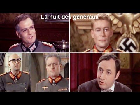 La nuit des généraux 1967 - Film réalisé par Anatole Litvak