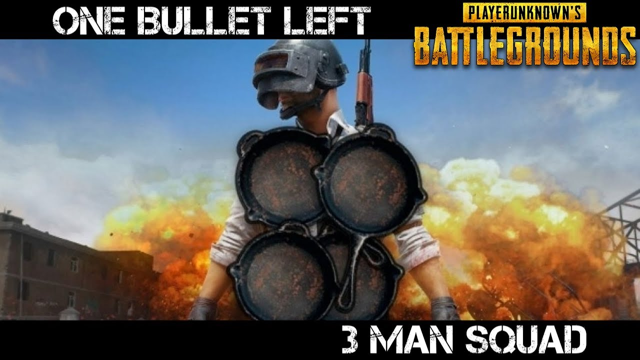 Site Games Com Games Com Jester814 Playerunknown S Battlegrounds Gameplay One Bullet Left 3 Man Squad Win