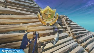 Temporada secreta 8 semana 7 Battle Star guia de localização (desafios Discovery)-Battle Royale Fortnite