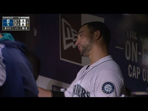 6/19/17: Zunino hits two homers in Mariners' 6-2 win
