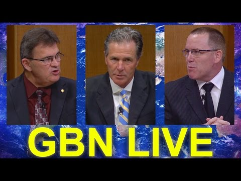 The Silence of the Scriptures - GBN LIVE #83