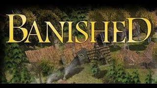 Banished Ep 3 Agriculture et Transaction  [ Banished The Neyler ]