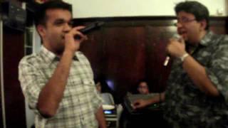 Raj & Bijal Singing Together First Time After 1982