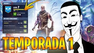HACKER will send me to FORTNITE SEASON 1 if I WIN A PVP!.. 😱